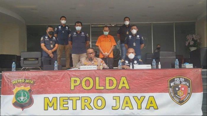 Dibekuk Polisi, Satpol PP Gadungan Ini Kerap Lakukan Operasi Yustisi PPKM di Wilayah BKT