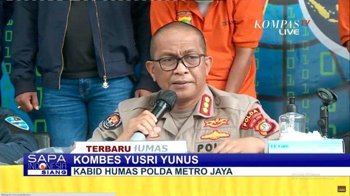 Polda Metro Jaya Tegaskan Tak Beri Izin Keramaian Perayaan Tahun Baru