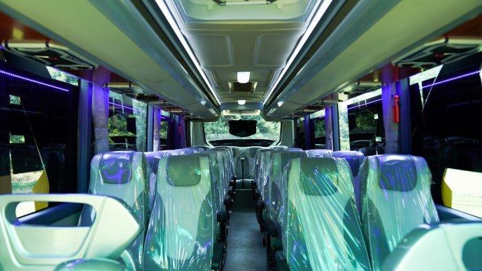 Kabin bus Dewa United FC