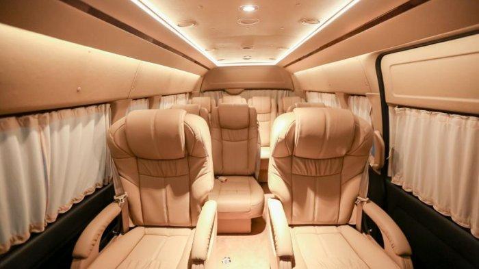 Kabin Toyota HiAce Ini Tampil Mewah dan Elegan di Tangan BAV Luxury Auto Design