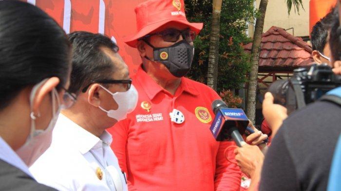 BIN Maluku Bantu Percepat Vaksinasi Pelajar di Kota Ambon