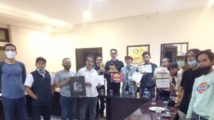 Delapan Atlet Skateboard Kabupaten Bogor Siap Unjuk Gigi di Porprov XIV Jawa Barat 2022