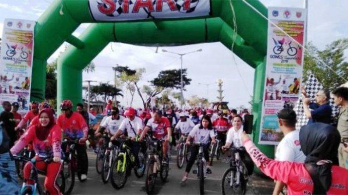 Kabupaten Kolaka Deklarasikan Gunakan Sepeda ke Kantor Setiap Jumat