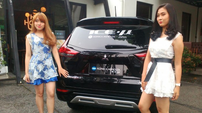 Jadi Kaca Film OEM di Mitsubishi Xpander, Konica Minolta Agresif Garap APM Lain