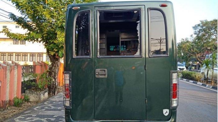 Arhan Nurdin Kabur Usai Jalani Sidang, Modusnya Pecahkan Kaca Mobil Tahanan