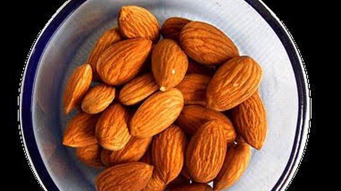 Kacang Almond Bisa Turunkan Kolesterol, Baik Juga Bagi Penderita Jantung