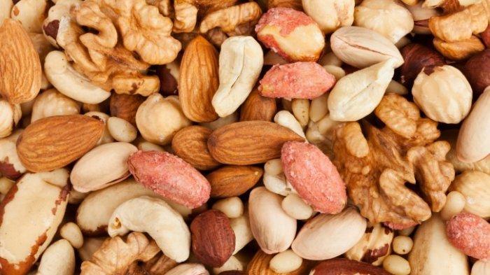 Daftar 5 Makanan yang Bantu Turunkan Kolestrol, Ikan Laut dan  Kacang-kacangan Masuk di Dalamnya - Tribunnews.com Mobile