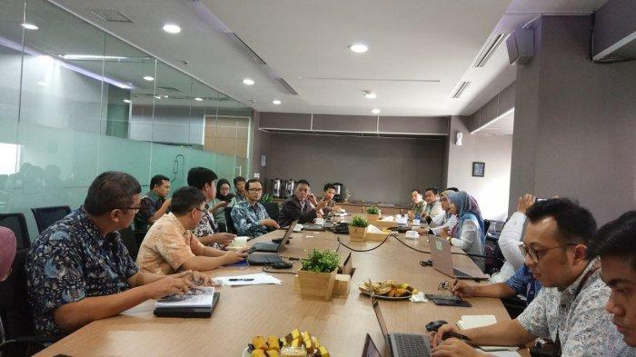 Kementerian ATR/BPN, UGM dan MRT Berkolaborasi Wujudkan 3D Kadaster