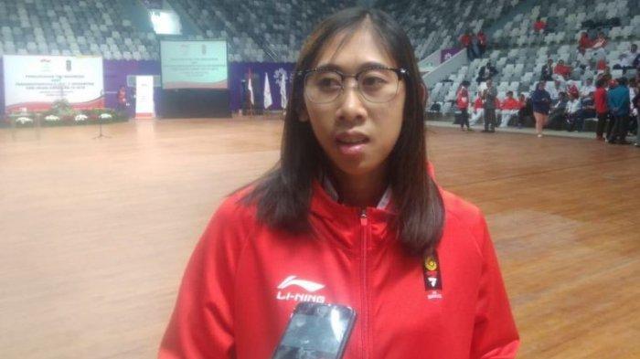 Timnas Basket Putri Indonesia Incar Kemenangan dari India dan Kazakstan kata Kadek Pratita Cita Dewi