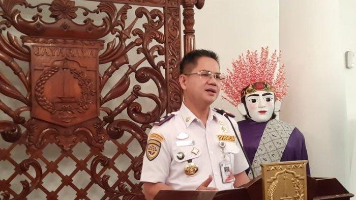 Malam Tahun Baru 2021, Pemprov DKI Lakukan Pengendalian Ketat di Sepanjang Jalan Sudirman-Thamrin