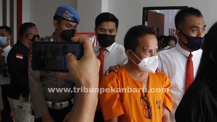 Jual Alat Rapid Test Hibah Rp 150 Ribu, Kadiskes Meranti Dijebloskan ke Tahanan Polda Riau