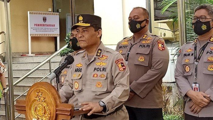 Polri Bantah Mutasi Irjen Eko Indra Heri Terkait Kisruh Sumbangan Rp2 Triliun Keluarga Alm Akidi Tio