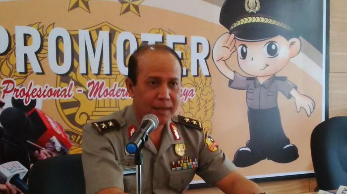 Perwira Menengah Polisi Pemeras Bos Narkoba Berstatus Terperiksa