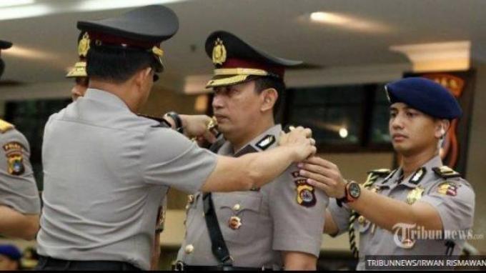 FAKTA Listyo Sigit Calon Kapolri: Lompati 4 Angkatan, Sisihkan 12 Komjen hingga Rekor Tito