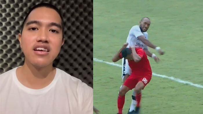 Disentil Kaesang dan Digeruduk Netizen, Leonard Tupamahu Minta Maaf Soal Pemukulan Pemain Persis