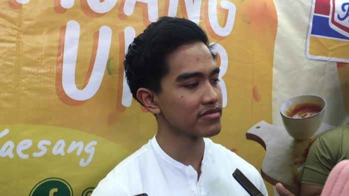 Buka Gerai Kopi, Kaesang Mengaku untuk Saingi Bobby Nasution
