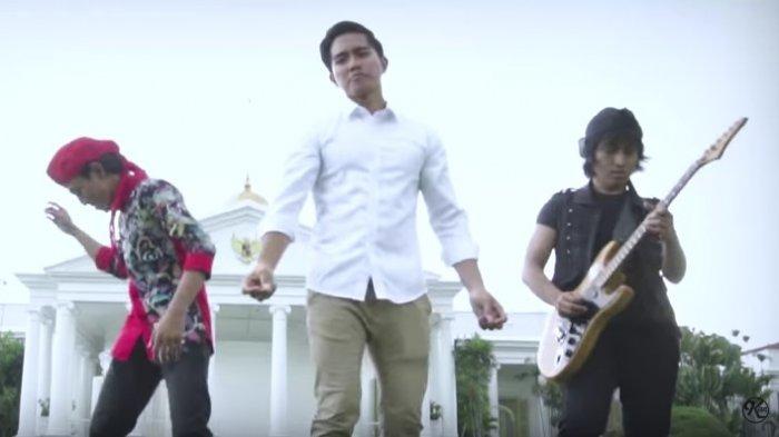 Setelah Main Film, Kini Kaesang Bernyanyi Nge-rap di Video Terbaru, Lihat Aksinya!