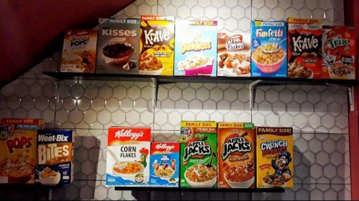 Cereal Box, Kafe Instagramable yang Curi Perhatian Anak Muda di Bekasi