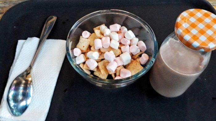 Kafe Cereal Box