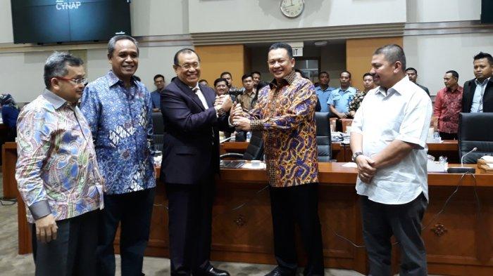 Bamsoet Sebut Semua Fraksi Terima Kahar Muzakir Jabat Ketua Komisi III DPR RI