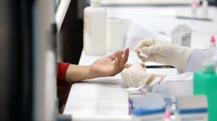 Penjelasan PT KAI Soal Kewajiban Rapid Test Antigen untuk Penumpang Perjalanan Kereta Jarak Jauh