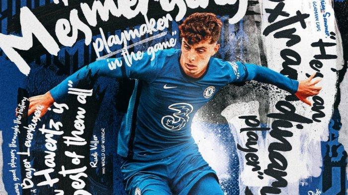 Mengulas Formasi Chelsea di Pekan Perdana Liga Inggris: Panasanya Persaingan Kai Havertz-Mason Mount
