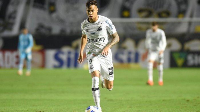 Kaio Jorge, Perpaduan Neymar dan Lautaro Martinez, Buruan AC Milan, Juventus hingga Inter Milan