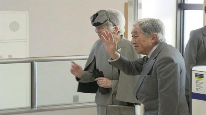 Kunjungan Kaisar Akihito (84) dan Permaisuri Michiko (84) ke Kochi 28-29 Oktober 2018