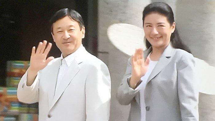 Kunjungan Kaisar dan Permaisuri Jepang ke Berbagai Daerah Lewat Online
