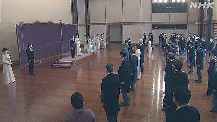 Awal Tahun Baru 2021, Kaisar Jepang Berdoa untuk Kebahagiaan Rakyatnya