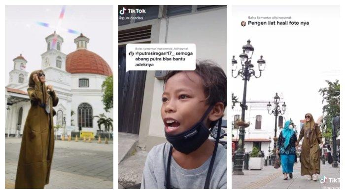 Kaka Fajar, Fotografer Jalanan yang Viral Bertemu Wali Kota Semarang, Diberi Uang Saku untuk Beli HP