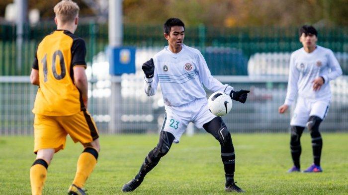 Pemain Muda Persib Bandung, Kakang Rudianto Incar Merumput di Inggris