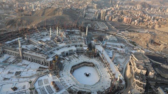 Ibadah Haji 2020 Dibatasi, Kemenag: Tetap Terbuka Kemungkinan WNI di Arab Saudi Berhaji Tahun Ini