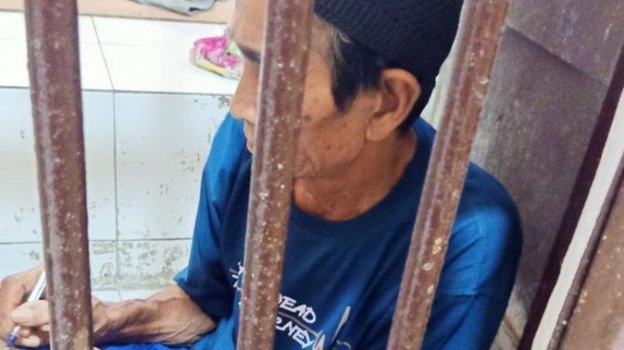 Kakek 74 Tahun Malah Ditahan setelah Bacok Pria yang Diduga Curi Ikan, Terancam 5 Tahun Penjara