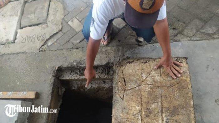 11 Hari Hilang, Kakek 76 Tahun Ditemukan Tewas di Gorong-gorong, Sempat Dikira kasur