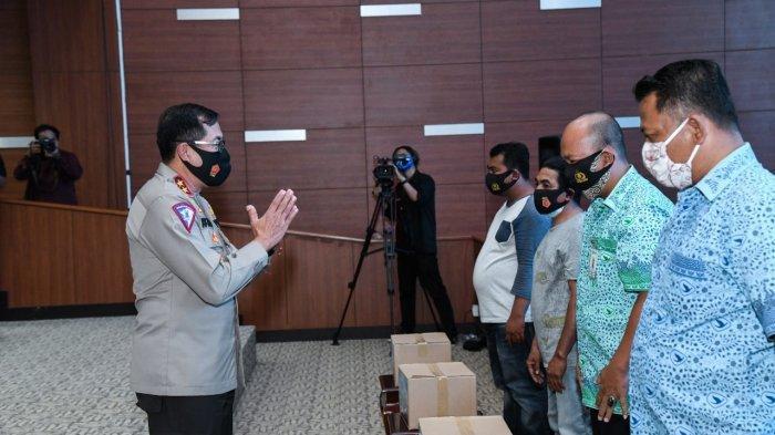 Penutupan Program Keselamatan 2020: 197 Ribu Lebih Mitra Lalulintas Dapat Bansos dan Pelatihan