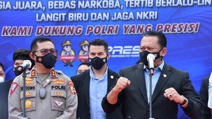Korlantas Polri Bareng IMI Kerjasama Kelola Indonesia Safety Driving Center