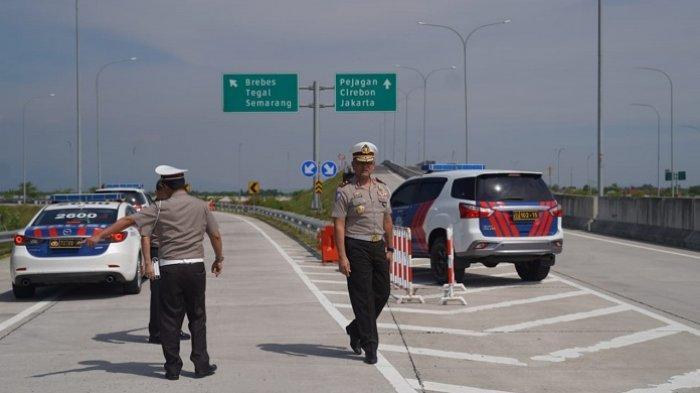 Agar Tol Trans Jawa Tak Macet, Interchange Setono Menuju Tol Ditutup