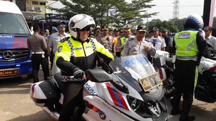 Korlantas Polri Prediksi Hari Ini Puncak Arus Mudik di Jakarta-Cikampek