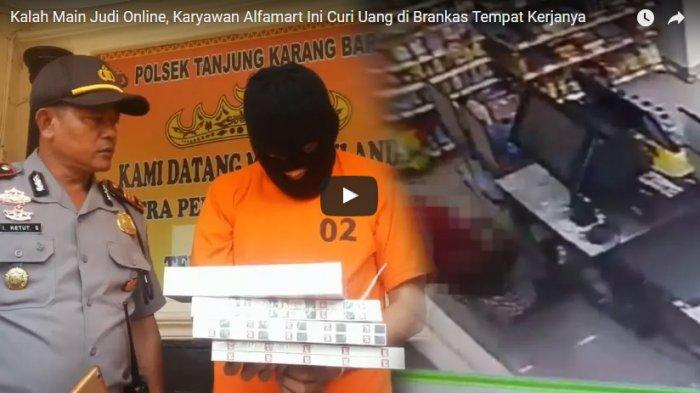 Pegawai Bank Bri Ditangkap Polisi Main Judi Online Rp 1 Miliar Pakai Uang Bri Dan Nasabah Tribunnews Com Mobile
