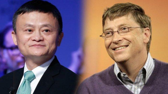 Ini 10 Miliarder Dunia yang Turun Tangan Bantu Atasi Virus Corona, dari Elon Musk Hingga Bill Gates