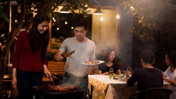 Pesta Tahun Baru Makan Enak, Waspada Kolesterol Tinggi!