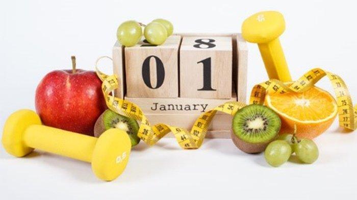 Resolusi Tahun Baru: Hidup Sehat Bebas Kolesterol Jahat