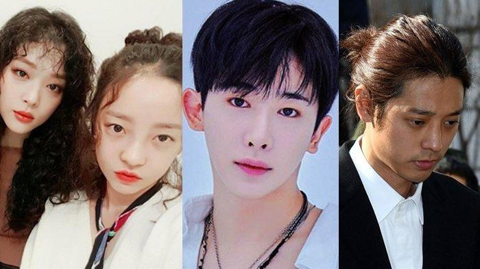KALEIDOSKOP 2019, 5 Kabar Seputar K-Pop: Dominasi BTS, Kasus Burning Sun hingga Bunuh Diri Idol