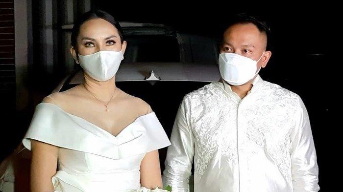 Lamar Kalina Oktarani, Anak Minta Vicky Prasetyo Ini Jadi Pernikahan Terakhirnya