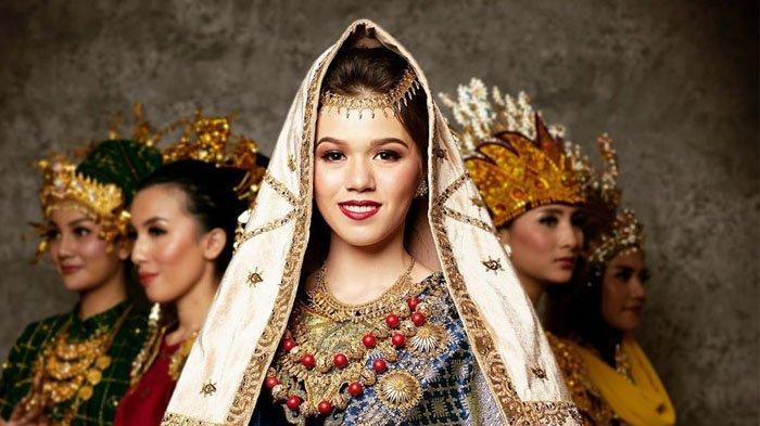 Kalista Iskandar, top 6 Puteri Indonesia 2020 yang tak hafal Pancasila.