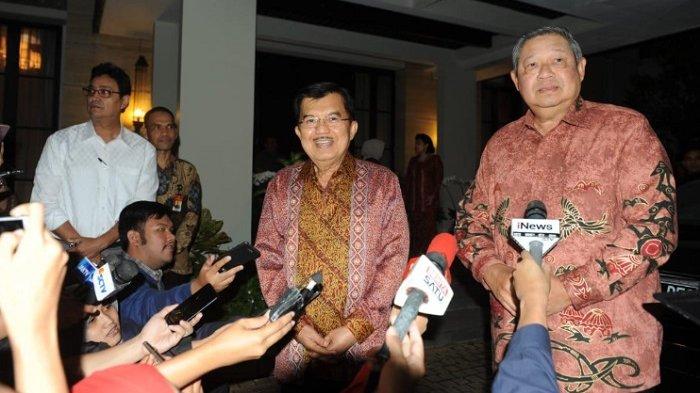 Soal Duet JK-AHY, Demokrat: Pak Jusuf Kalla Sudah Bertemu Langsung dengan SBY