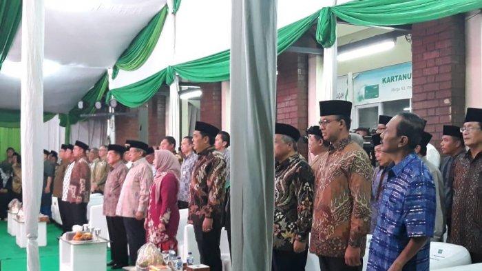 JK Hadiri Syukuran Ulang Tahun Ketua PBNU Said Aqil