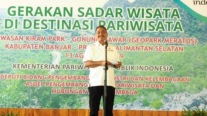 Kalsel Diminta Tetapkan Ikon Destinasi Wisata Unggulan