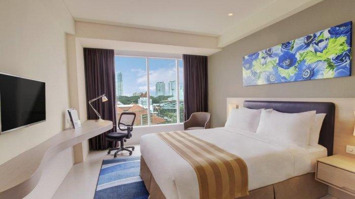 Mudah Terlihat saat Kotor, Kenapa Sprei di Kamar Hotel Selalu Berwarna Putih?